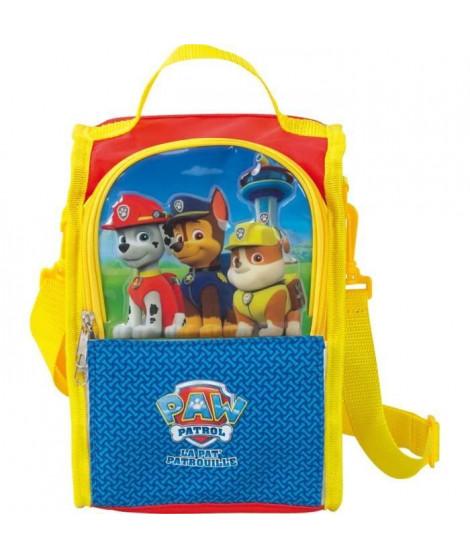 Fun House Pat Patrouille sac bandouliere isotherme pour enfant
