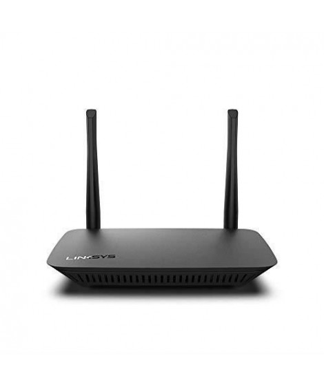 LINKSYS Routeur sans fil E5400 - Commutateur 4 ports - 802.11a/b/g/n/ac - Bi-bande