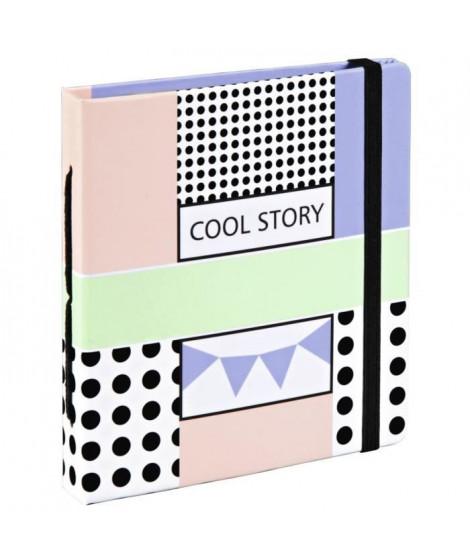 HAMA 00002396 Pochette Cool album photo - 56P - Format 5,4x8,6 max