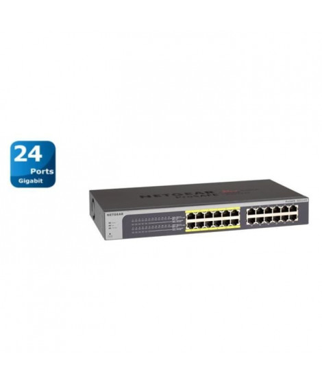 Switch Poe ProSafe Plus 24 ports