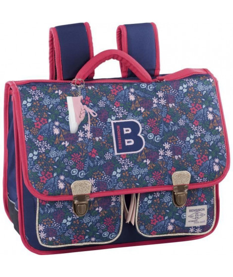 BENSIMON Cartable 100737586 - Bleu
