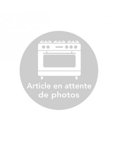 INDESIT-I6G6C1AG - Cuisiniere a gaz - 4 Zones - 7800W - Four Multifonctions Catalyse - 59L - A - 60x60cm -Blanc