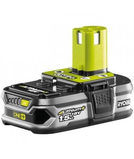 RYOBI 1 batterie Lithium-Ion 18V - 1,5 Ah