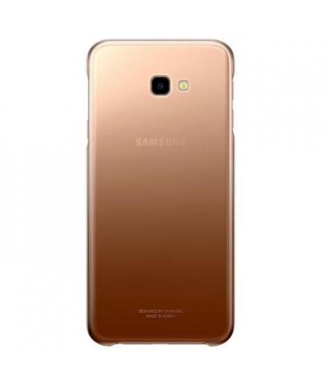Samsung Coque J4+ Or