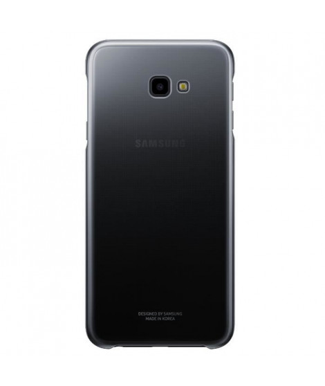 Samsung Coque J4+ Noir
