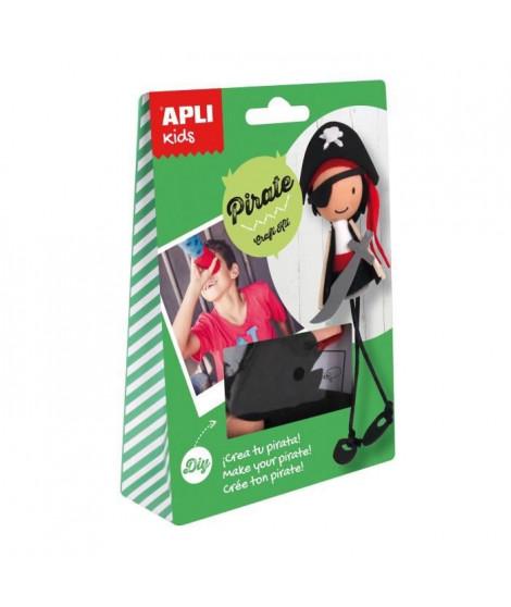APLI Boîte kit créatif Pirate