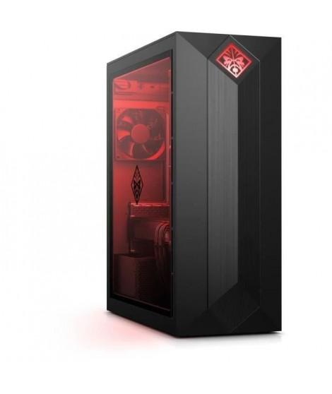 OMEN by HP PC de bureau gaming - AMD Ryzen 7-3700X - RAM 16Go - Stockage 256Go SSD + 1To HDD - AMD RX 5700 8Go - Windows 10 Plus