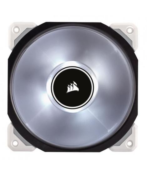 CORSAIR Ventilateur ML120 Pro - Diametre 120mm - LED Blanches - Single Pack (CO-9050041-WW)