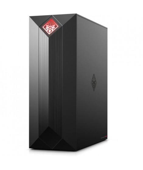 OMEN by HP PC de bureau gaming - Intel Core i7-9700K - RAM 16Go - Stockage 256Go SSD + 1To -  RTX 2070 Super 8Go - Windows 10