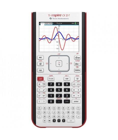 TI-NSPIRE CX II-T - Caculatrice graphique