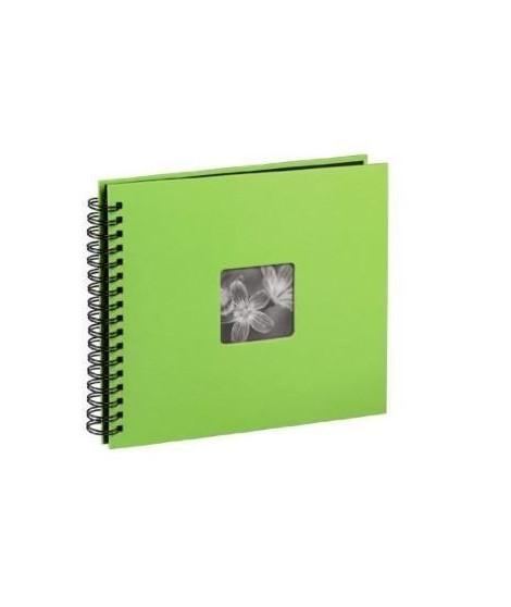 HAMA FINE ART Album photo a spirales - 36 x 32 cm - 50 pages noires