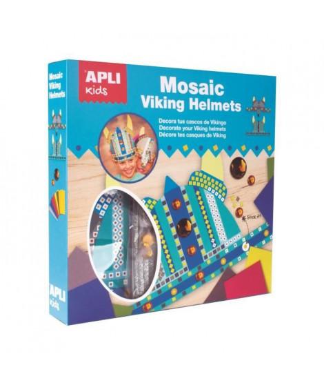 APLI Kit 2 casques de viking