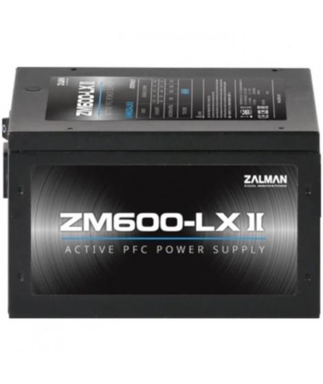ZALMAN - ZM600-LX II - 600W - Alimentation non modulaire