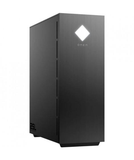 OMEN by HP PC Bureau Gaming GT11-0040nf - Ryzen 5-3600 - RAM 16Go - Stockage 256Go SSD + 1To HDD - GTX1660Ti 6Go - Windows 10