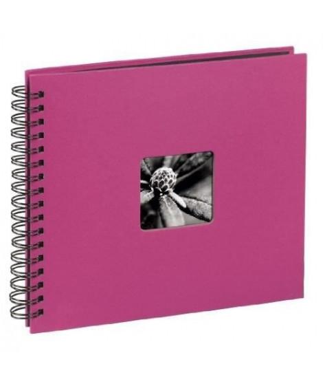 HAMA FINE ART Album photo a spirales - 28 x 24 cm - 50 pages noires