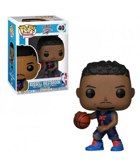 Figurine Funko Pop! NBA: Thunder - Russell Westbrook