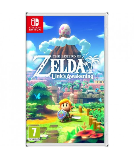 The Legend of Zelda : Link's Awakening Jeu Switch