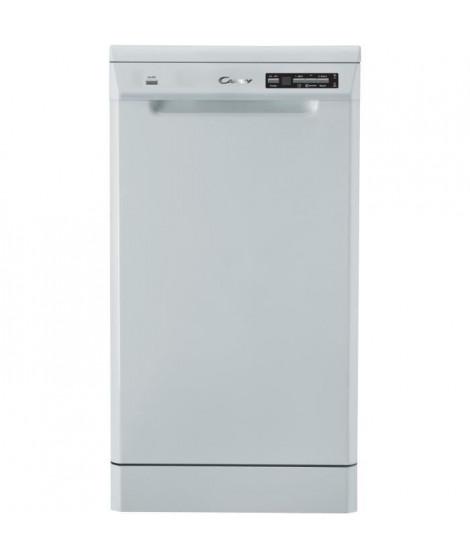 CANDY - CDP2D11453W - Lave vaisselle gain de place - 11 Couverts -  45 dB - A++ - L45cm - Blanc