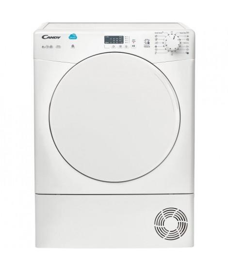 CANDY - CS C8LF-S - Seche linge a condensation - 8kg - B - Blanc