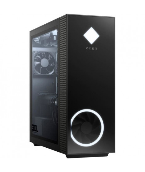 OMEN by HP PC Bureau Gaming GT13-0411nf - i9-10900K - RAM 64Go - Stockage 1To SSD + 2To HDD - GeForce RTX™2080Ti 11Go - Win 10