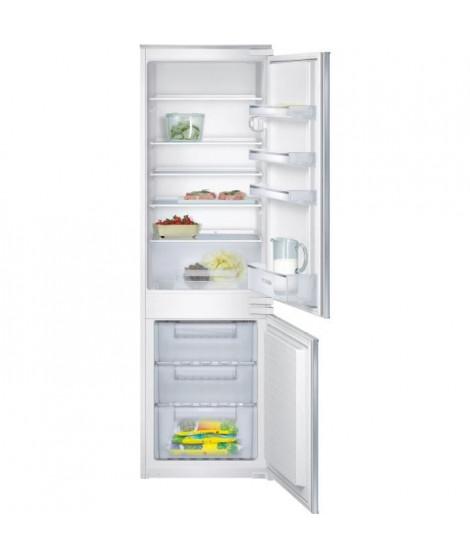 SIEMENS KI34VV21FF - Réfrigérateur congélateur bas encastrable - 267L (199+68) - Froid statique - A+ - L 54cm x H 177cm