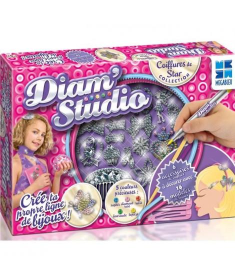 MEGABLEU Diam'Studio Coiffure de Star