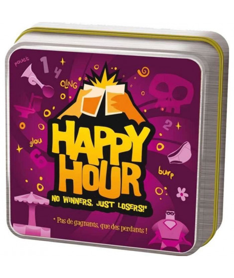 ASMODEE - Happy Hour - Jeu de société