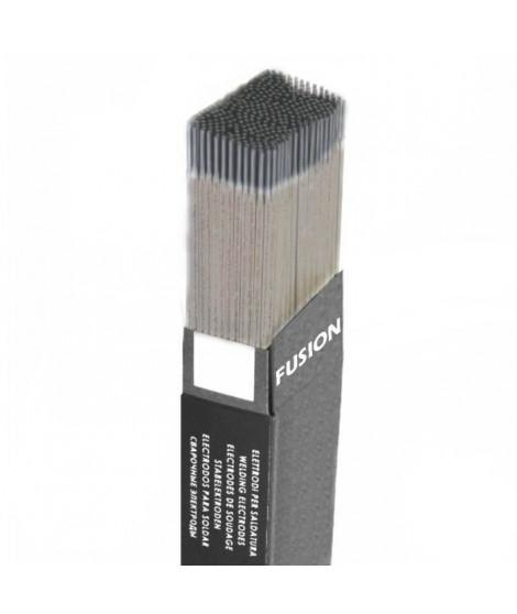 FUSION  Electrode de soudure ø 2.5 mm longueur 350 mm enrobée en couleur brun de la gamme  color