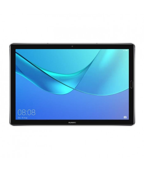 HUAWEI Tablette tactile MediaPad M5 Lite - 53010DHX - 10 - 3Go de RAM - Android 8.0 - Kirin 659 - Stockage 32Go - Wifi