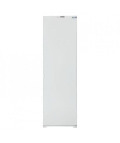 TELEFUNKEN TFKICV197+ - Congélateur armoire - Encastrable - 197L - No Frost - A+ - L 54 x H 87.5 cm - Fixation Glissieres