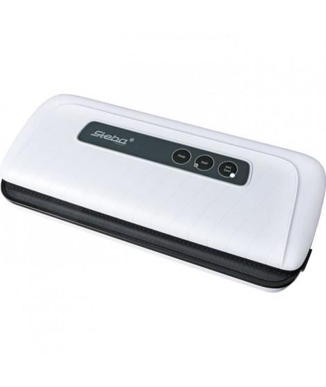 STEBA 052400 VK4 Machine a vide d'air - Pour films et sacs jusqu'a 30 cm - Blanc