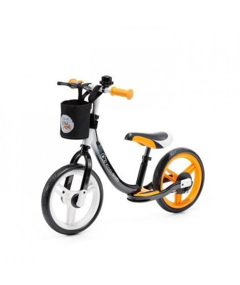 KINDERKRAFT Draisienne Space Orange avec accessoires