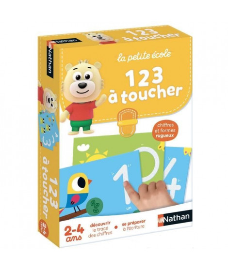 NATHAN La Petite Ecole - 123 a Toucher