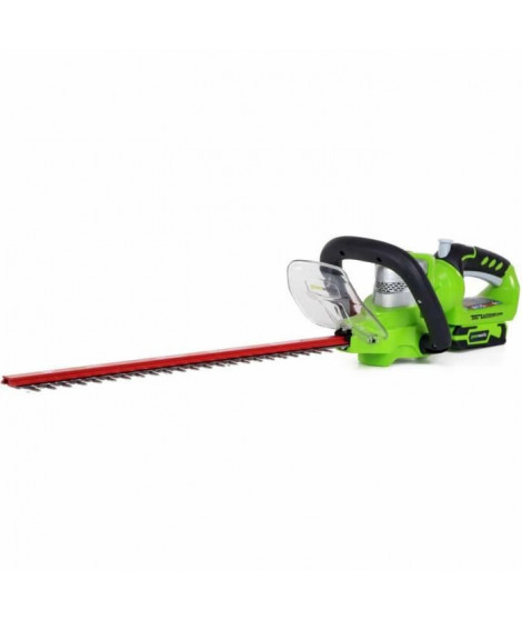 GREENWORKS TOOLS Taille-haies - 24 V - Avec poignée