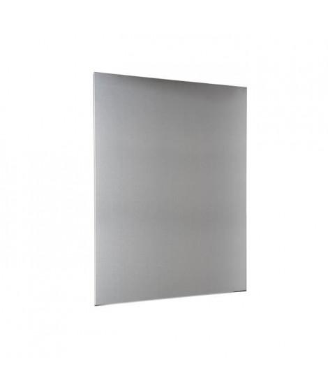 NORDLINGER PRO Fond de hotte - 90x70 cm - Finition Inox