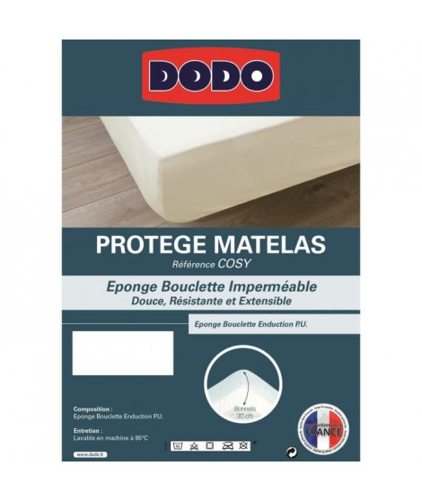 DODO Protege matelas Alese COSY 180x200cm