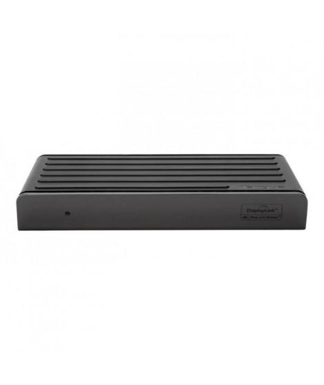 Targus Universal USB-C DV4K Dock with Power - Station d'accueil - (USB-C) - GigE - EU