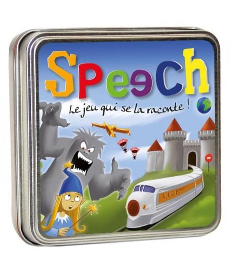 ASMODEE - Speech - Jeu de société - A partir de 8 ans