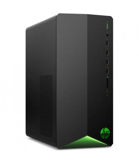 HP PC de Bureau Pavilion Gaming TG01-0160nf - Ryzen 5 3600 - RAM 8Go - Stockage 256Go SSD + 1To HDD - RX5500 - Windows 10