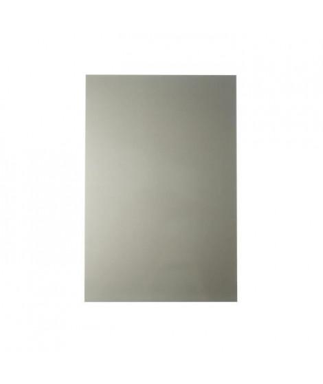 NORDLINGER PRO Plaque composite - Aluminium - 80 x 120 cm 3/0,15 mm - Argenté