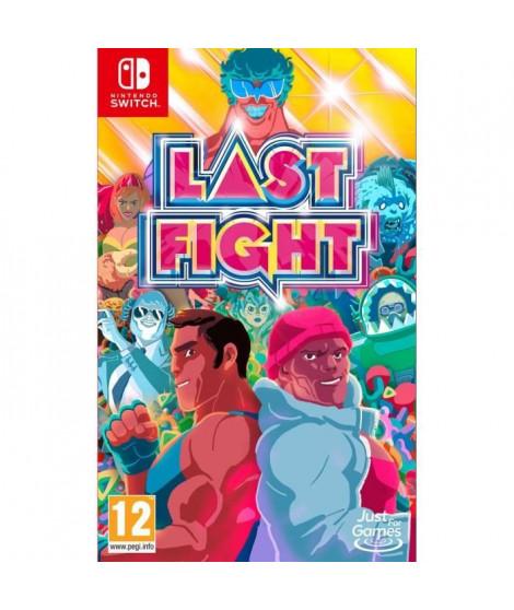 Last Fight Jeu Switch