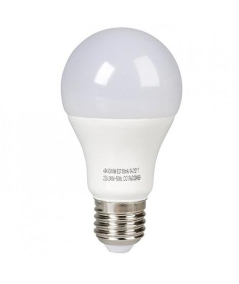 EXPERTLINE Ampoule LED E27 standard 8 W équivalent a 60 W blanc froid