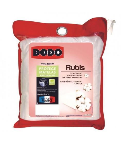 DODO Protege matelas RUBIS 160x200cm