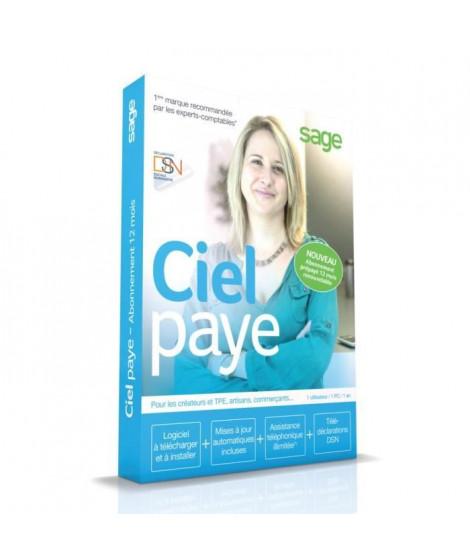 Ciel Paye DSN - Déclaration Sociale Nominative - 2019