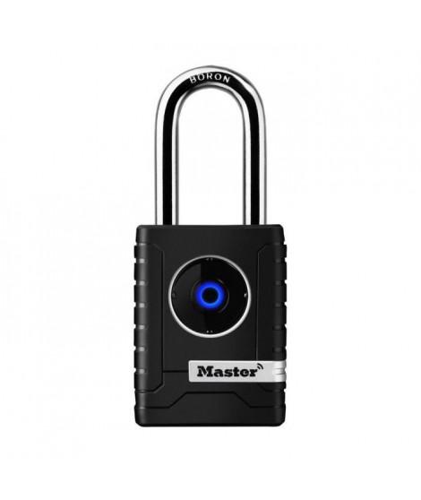MASTER LOCK Cadenas connecté Bluetooth pour usage extérieur - Pour portail, clôture, garage