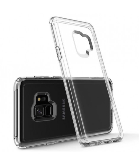 Spigen Slim Armor Crystal Pour Galaxy S9