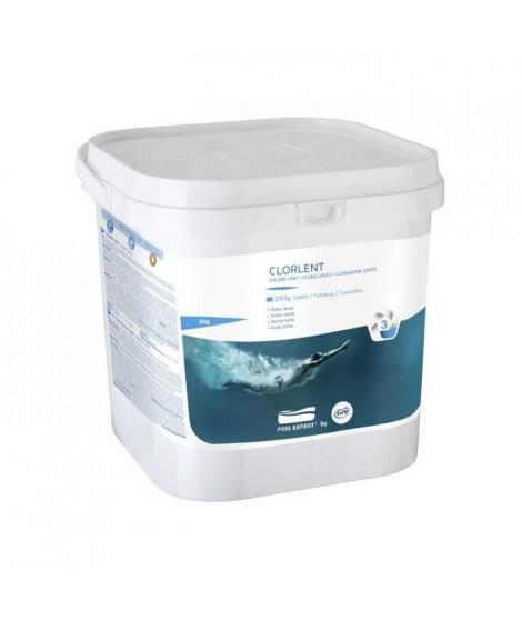 GRE Galettes de Chlorelent - 5 Kg - Permet de détruire tous les organismes, champignons et bactéries
