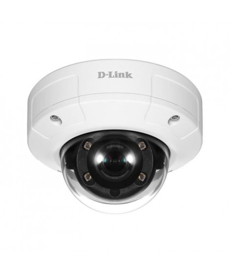D-LINK Caméra réseau Vigilance DCS-4633EV 3 Mégapixels - 20 m Night Vision