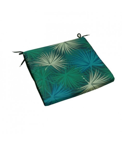 JARDIN PRIVE Assise Chaise Idea Amazonie - 37x40x3 cm