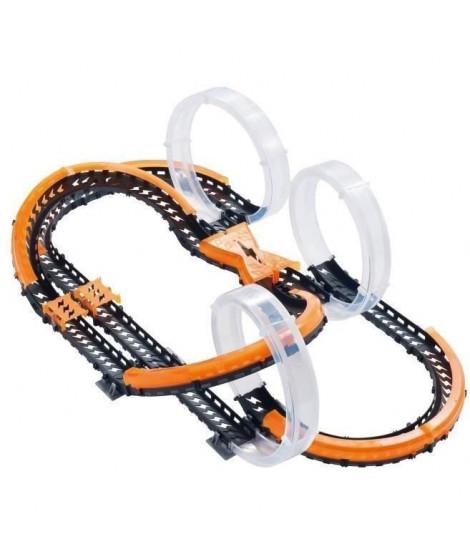 Circuit Wave Racer Triple Skyloop - Triple Loopings  + 2 voitures
